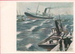 Latry Fresh Wind Steamship 1977 - Piroscafi