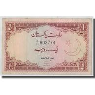 Billet, Pakistan, 1 Rupee, KM:10b, TB - Pakistan