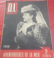 WW2 Dimanche Illustré N°116 Février 1943 Gaby Morlay, Services Secrets Dans La Guerre,Aventurières De La Mer - Livres, BD, Revues