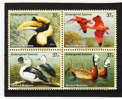 LVT157 UNO WIEN 2003 Michl 925/28 POSTPREIS 1,48 $ ** Postfrisch SIEHE ABBILDUNG - Wien - Internationales Zentrum