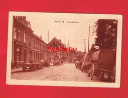 [59] Nord > MOUVAUX Rue De Paris - Autres Communes