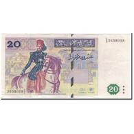Billet, Tunisie, 20 Dinars, 1992-11-07, KM:88, TTB+ - Tunisia
