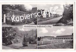 Waldsiedlung Dassendorf I. Lbg. 1957 (z5615) - Altri