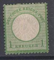 DR Minr.23 Mit Falz - Deutschland