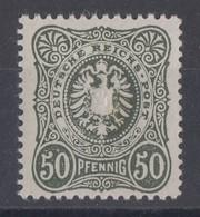 DR Minr.44 Mit Falz - Deutschland