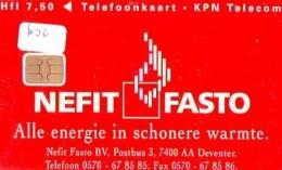 NEDERLAND CHIP TELEFOONKAART CRD 620 * NEFIT * Telecarte A PUCE PAYS-BAS ONGEBRUIKT MINT - Nederland