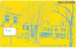 NEDERLAND CHIP TELEFOONKAART CRD 621 * GEMEENTE VLAGTWEDDE * Telecarte A PUCE PAYS-BAS ONGEBRUIKT MINT - Nederland