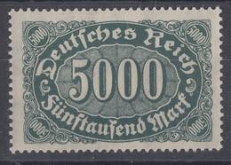DR Minr.256 Plf.I Postfrisch Seltene Marke !!!!!!!!!!! - Deutschland