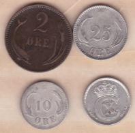 Danemark   4 Pieces - Danemark