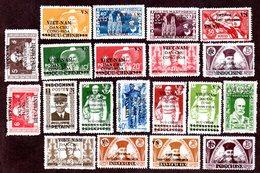 Vietnam Nord N°1/18 N* TB  Cote 25 Euros !!! - Viêt-Nam