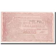 Billet, Indonésie, 25 Rupiah, 1949, 1949-01-17, KM:S191a, TTB - Indonésie