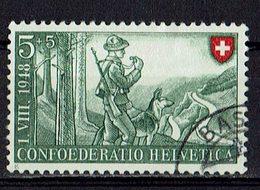 Schweiz 1948 // Mi. 508 O (027..765) - Gebraucht