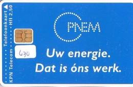 NEDERLAND CHIP TELEFOONKAART CRD 630 * PNEM * Telecarte A PUCE PAYS-BAS ONGEBRUIKT MINT - Privé