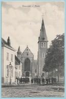 Watervliet : Markt - Sint-Laureins