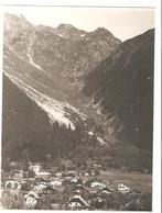 Suisse ? - France ? - Photo Grand Format - Village En Montagne - Luoghi