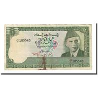 Billet, Pakistan, 10 Rupees, UNDATED (1976-1984), KM:29, B - Pakistan