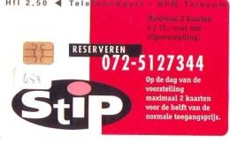 NEDERLAND CHIP TELEFOONKAART CRD 653 * STIP * Telecarte A PUCE PAYS-BAS ONGEBRUIKT MINT - Nederland