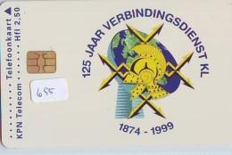 NEDERLAND CHIP TELEFOONKAART CRD 655 * MILITAIR * VERBINDINGSDIENST * Telecarte A PUCE PAYS-BAS ONGEBRUIKT MINT - Nederland