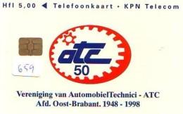 NEDERLAND CHIP TELEFOONKAART CRD 659 * ATC * Telecarte A PUCE PAYS-BAS ONGEBRUIKT MINT - Nederland