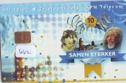 NEDERLAND CHIP TELEFOONKAART CRD 662 * CO-RENITEC * Telecarte A PUCE PAYS-BAS ONGEBRUIKT MINT - Nederland