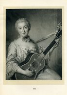 Jean Valade - Madame De Cramayel - Guitare - Engravings