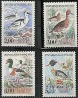 """FR YT 2785 à 2788 """" Nature De France : Canards """" 1993 Neuf** - Unused Stamps"""