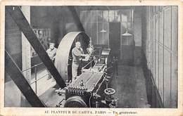 PARIS - 14ème Arrond - Au Planteur De Caiffa - Un Générateur - Distretto: 14