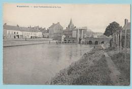 Warneton : Quai Verboeckhoven Et La Lys - Comines-Warneton - Komen-Waasten