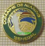 Le DOMAINE DE NIANING   VILLAGE VACANCES Au SENEGAL  OISEAU  CALAO En Version EGF - Cities