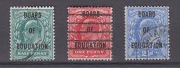 Great Britain 1902 Board Of Education - Dienstpost