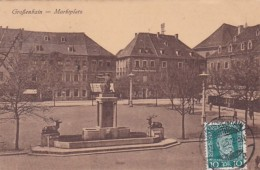 279183Grossenhain, Marktplatz 1925 - Grossenhain