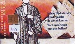 NEDERLAND CHIP TELEFOONKAART CRD 668 * FRIEDBERG * Telecarte A PUCE PAYS-BAS ONGEBRUIKT MINT - Nederland