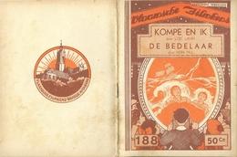 Vlaamsche Filmkens Nr 188 Kompe En Ik Lod Lavki / De Bedelaar Hein Pill ( Averbode's Jeugdbibliotheek ) - Books, Magazines, Comics