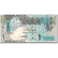 Billet, Qatar, 1 Riyal, 2003, KM:20, TB+ - Qatar