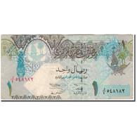 Billet, Qatar, 1 Riyal, 2003, KM:20, TB - Qatar