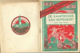 Vlaamsche Filmkens Nr 194 De Kaartridder Van Heppeneert Door Thieu Segers ( Averbode's Jeugdbibliotheek ) - Books, Magazines, Comics