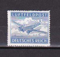 DR - FELDEPOSTMARKEN - 1942/1944 - MI : 1 + 4 - NEUF** - VOIR DESCRIPTIF - - Germany