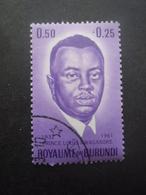BURUNDI N°43 Oblitéré - Burundi