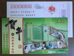 Transcranial Doppler,USA Stryker Laparoscope,OLYMPUS Electronic Enteroscope,Simens Spiral CT,CN 07 Jinxian Hospital PSC - Medicine