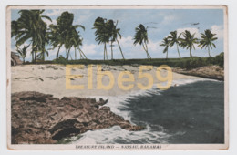 Bahamas, Nassau, Treasure Island, Used 1932 - Bahamas