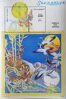 Somalia 1997 Michel #745 Animals For Hunting S/S - Somalia (1960-...)