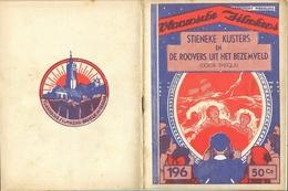 Vlaamsche Filmkens Nr 196 Stieneke Kusters En De Roovers Uit Het Bezemveld Thecla ( Averbode's Jeugdbibliotheek ) - Books, Magazines, Comics