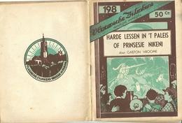 Vlaamsche Filmkens Nr 198 Harde Lessen In 't Paleis Of Prinsesje Nikeni Gaston Vroome ( Averbode's Jeugdbibliotheek ) - Books, Magazines, Comics