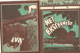 Vlaamsche Filmkens Nr 199 Het Eksternest Door Herman ( Averbode's Jeugdbibliotheek ) - Books, Magazines, Comics