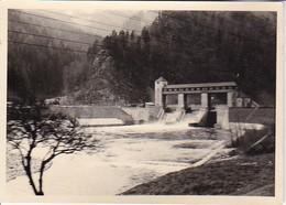 Foto Flusskraftwerk - Ca. 1940 - 9*6cm (36409) - Orte