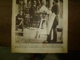 1917 LE MIROIR:Grd Duc Michel à Knebshouse;Roye,Bapaume,Noyon;Tirailleurs Du Pacifique à Nouméa;Marie De Roumanie;etc - Riviste & Giornali