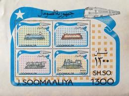 Somalia 1997 Michel # Block 33  POSTAGE FEE TO BE ADDED ON ALL ITEMS - Somalia (1960-...)