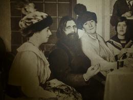 1917 LE MIROIR:Raspoutine Et Ses Fans;Guynemer;Troupes Canadiennes à Vimy;Révolution Russe;etc - Français