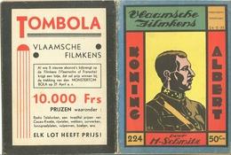 Vlaamsche Filmkens Nr 224 Koning Albert Door M Schmitz ( Averbode's Jeugdbibliotheek ) - Books, Magazines, Comics