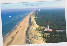 France - 1 Carte Postale La Tremblade - Phare De La  Tremblade Charente Maritime Année 2018 - Timbre Oblitéré 5015 - La Tremblade